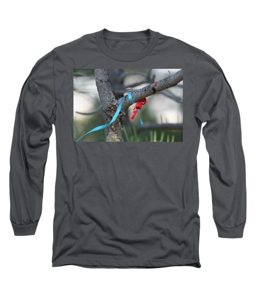 Party's Over Long Sleeve T-Shirt
