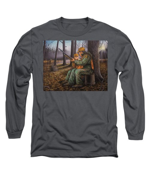 Pass It On - Hunting Long Sleeve T-Shirt