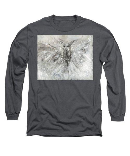 Passage Of Spirit -  The Guardian  Long Sleeve T-Shirt