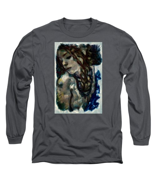 Passionate Long Sleeve T-Shirt