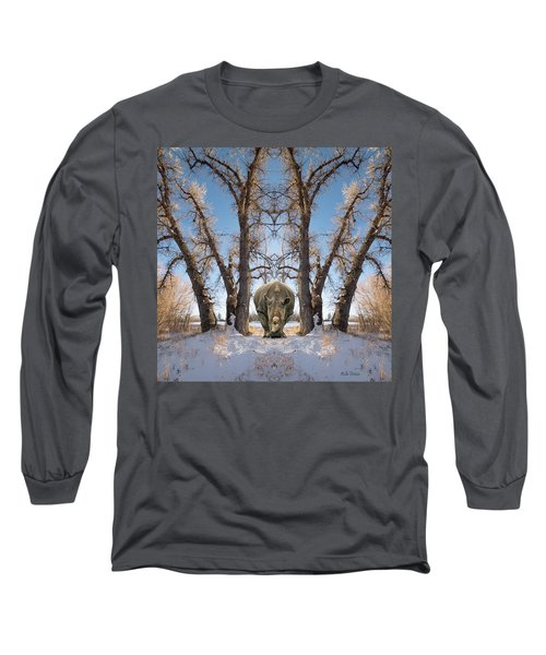 Password Required Long Sleeve T-Shirt