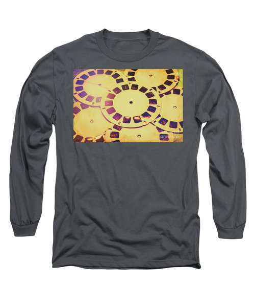 Past Projection Long Sleeve T-Shirt