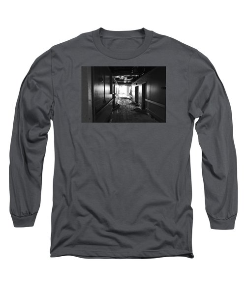 Past To Present Long Sleeve T-Shirt