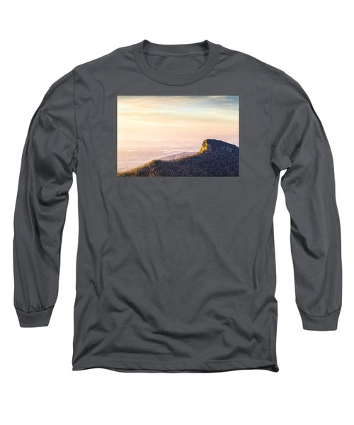 Table Rock Mountain - Linville Gorge North Carolina Long Sleeve T-Shirt