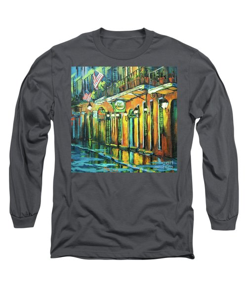Pat O Briens Long Sleeve T-Shirt
