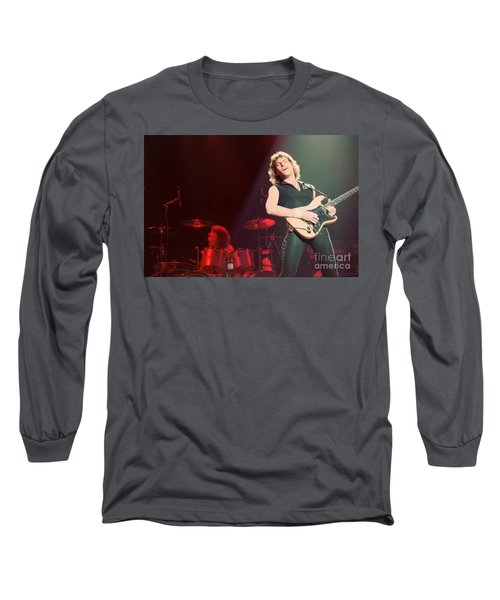 Pat Travers Band 2 Long Sleeve T-Shirt