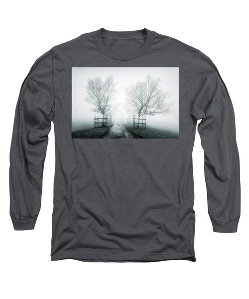 Path To Nowhere II Long Sleeve T-Shirt