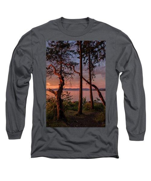 Path To Paradise Long Sleeve T-Shirt
