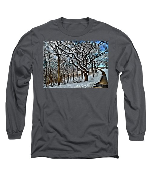 Path To The Lookout Long Sleeve T-Shirt