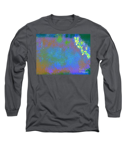 Patient Earth Long Sleeve T-Shirt