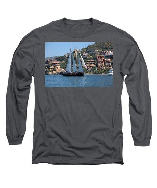 Patricia Belle 01 Long Sleeve T-Shirt