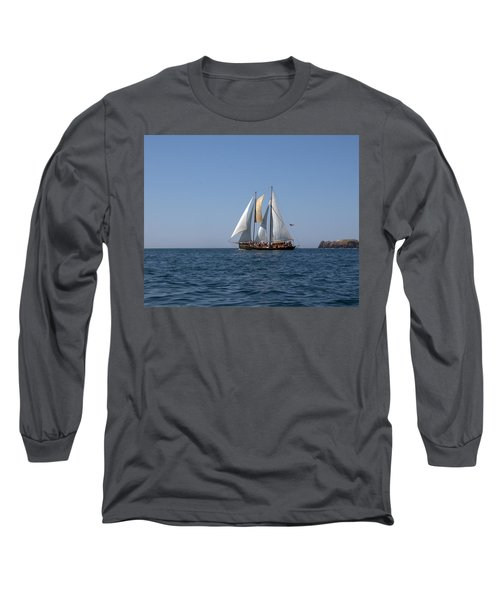 Patricia Belle 02 Long Sleeve T-Shirt by Jim Walls PhotoArtist