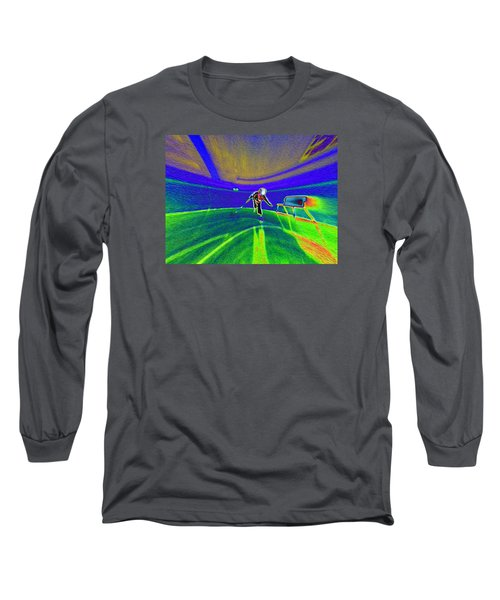 Pattern 293 _ Be Active Long Sleeve T-Shirt