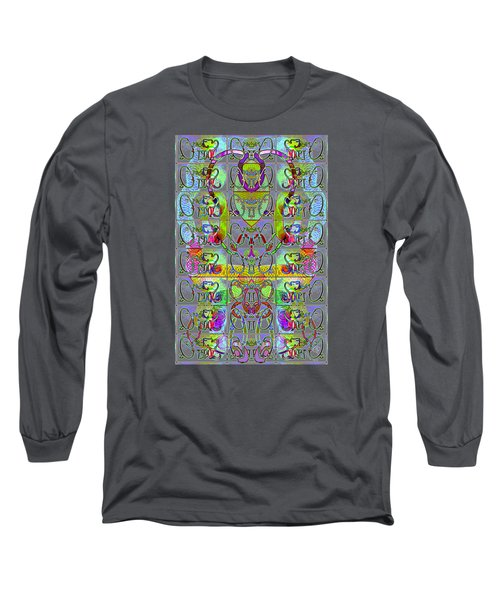 Pattern 296 _ Start From Zeros Long Sleeve T-Shirt