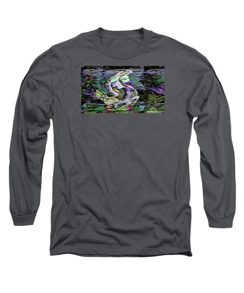 Pattern 301 _ Remarkable Moment Long Sleeve T-Shirt