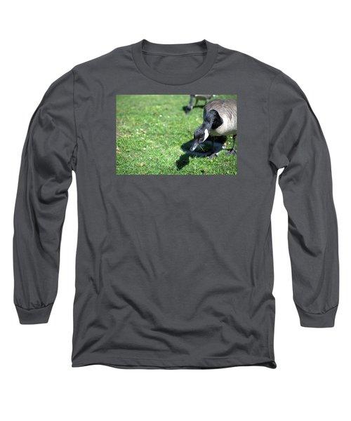 Pattern 311 _ Love Eat Long Sleeve T-Shirt