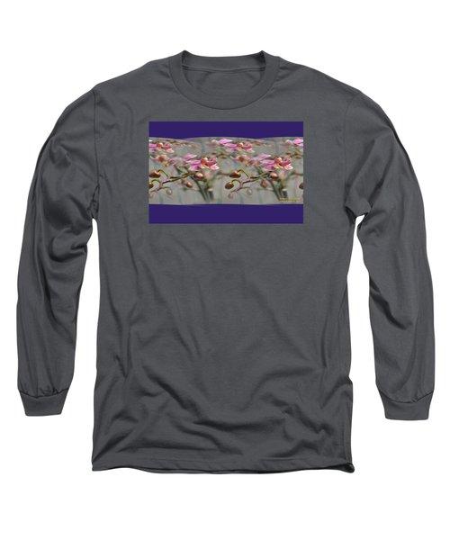 Pattern 320 _ Memory Long Sleeve T-Shirt