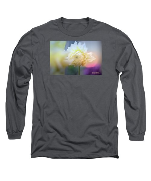 Pattern 323 _ Foggy Long Sleeve T-Shirt