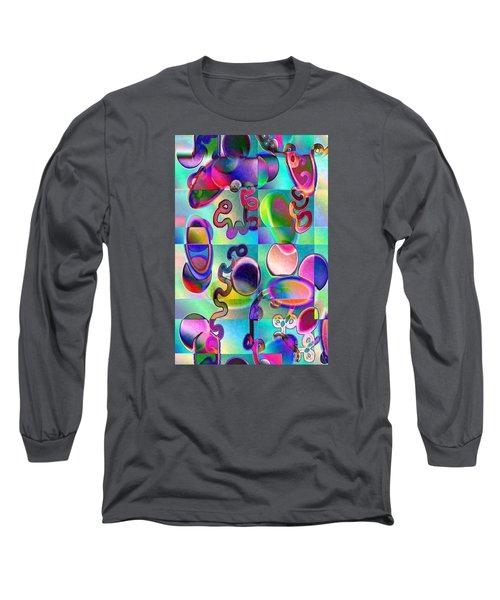 Pattern 327_ Loop Long Sleeve T-Shirt