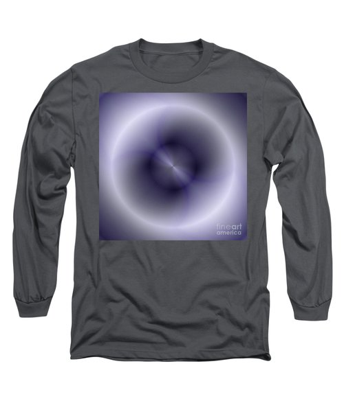 Long Sleeve T-Shirt featuring the digital art Pattern 43 by John Krakora