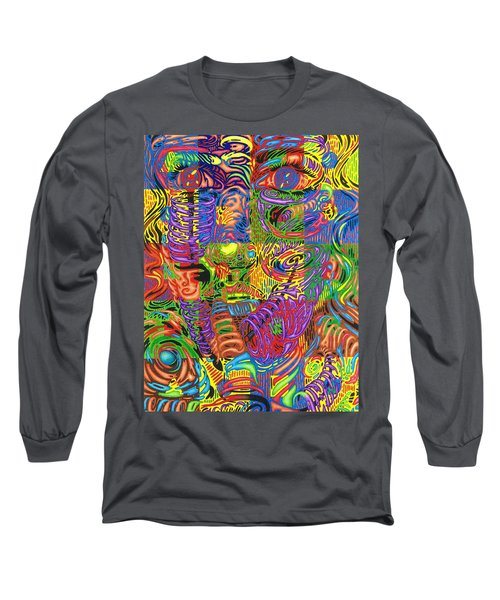 Patterns Of Personality Long Sleeve T-Shirt
