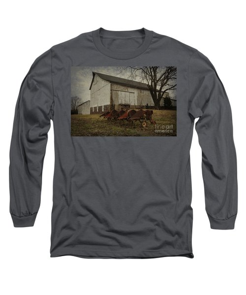 Patterson Farm  Long Sleeve T-Shirt