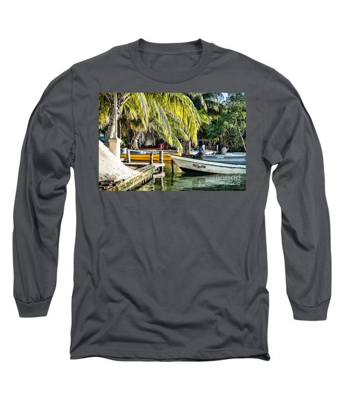 Patty Lou Long Sleeve T-Shirt by Lawrence Burry