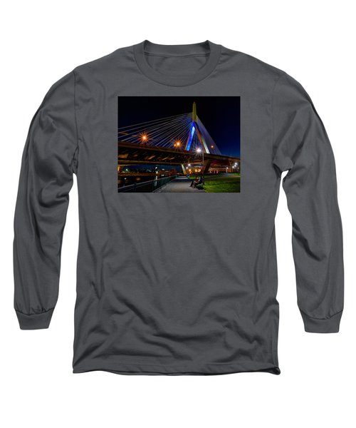 Paul Revere Park 273 Long Sleeve T-Shirt