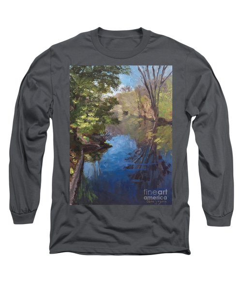 Pawtucket Canal Long Sleeve T-Shirt