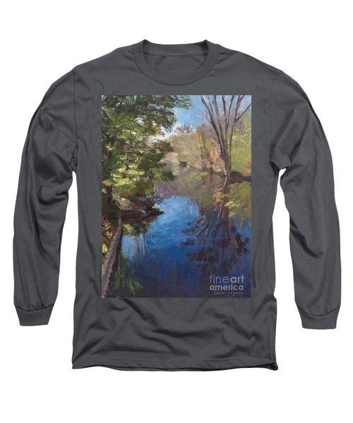 Pawtucket Canal Long Sleeve T-Shirt