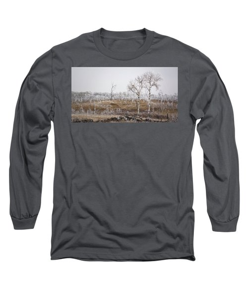 Paynton Pastures Long Sleeve T-Shirt by Ellery Russell