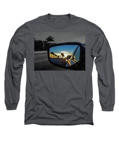 Pb Drive Long Sleeve T-Shirt by Josy Cue