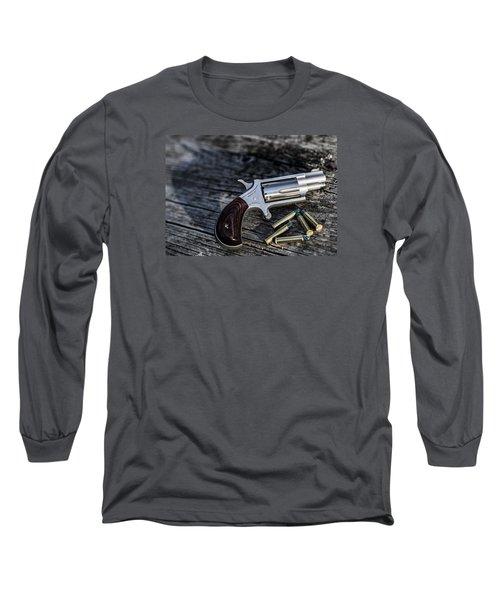 Pea Shooter Long Sleeve T-Shirt