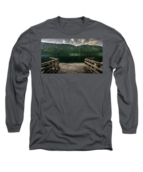 Peace And Clarity Long Sleeve T-Shirt
