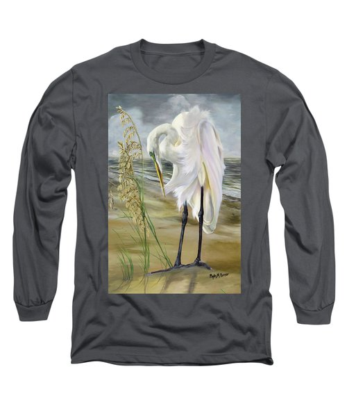 Peace In The Midst Of The Storm Long Sleeve T-Shirt