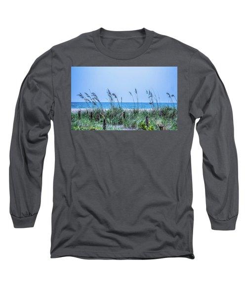 Peace Long Sleeve T-Shirt by Nance Larson