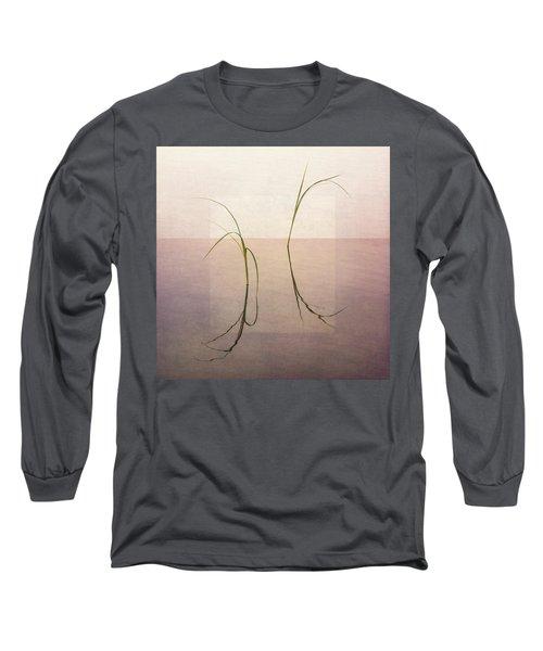 Long Sleeve T-Shirt featuring the photograph Peaceful Evening by Ari Salmela