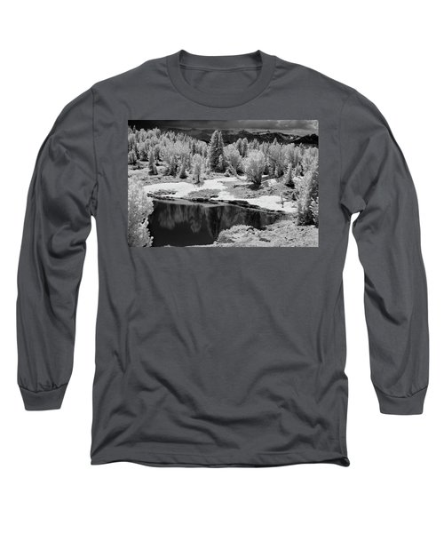 Peaceful Ir Long Sleeve T-Shirt