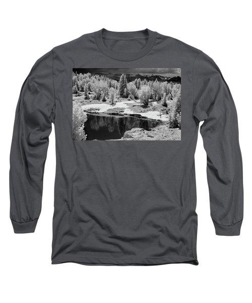 Peaceful Ir Long Sleeve T-Shirt