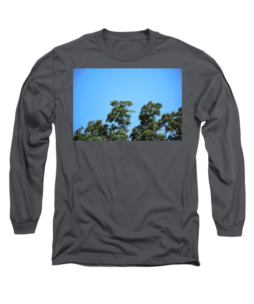 Long Sleeve T-Shirt featuring the photograph Peaceful Moment by Ray Shrewsberry