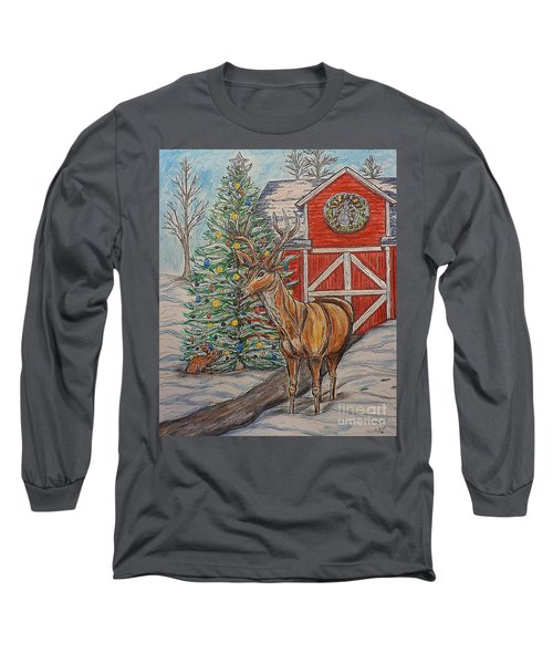 Peaceful Noel Long Sleeve T-Shirt