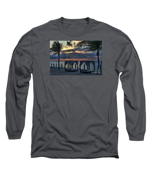 Peaceful Playa Long Sleeve T-Shirt
