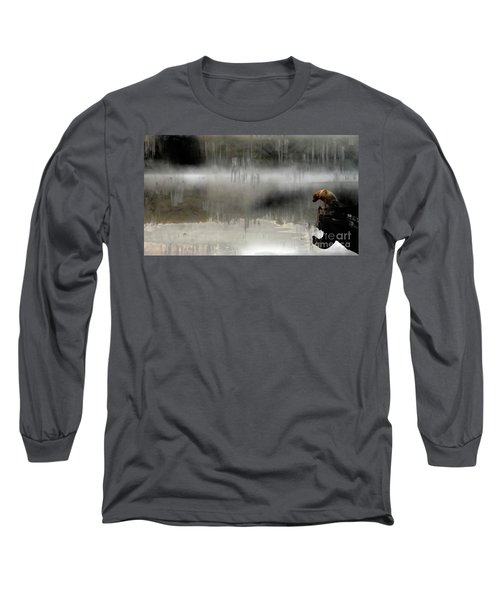 Peaceful Reflection Long Sleeve T-Shirt