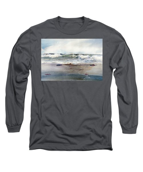 Peaceful Surf Long Sleeve T-Shirt