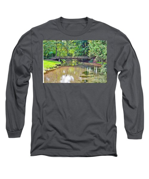 Peacefull Solitude Long Sleeve T-Shirt by Ansel Price