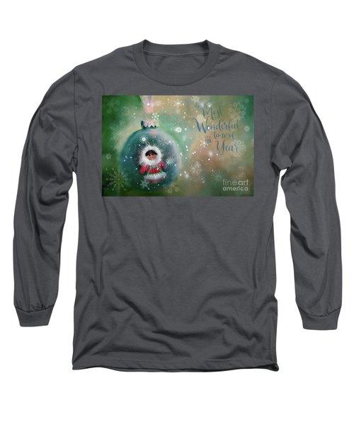 Peace,love,joy Long Sleeve T-Shirt