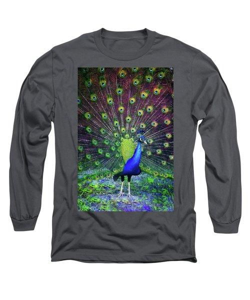 Peacock Series 9801 Long Sleeve T-Shirt
