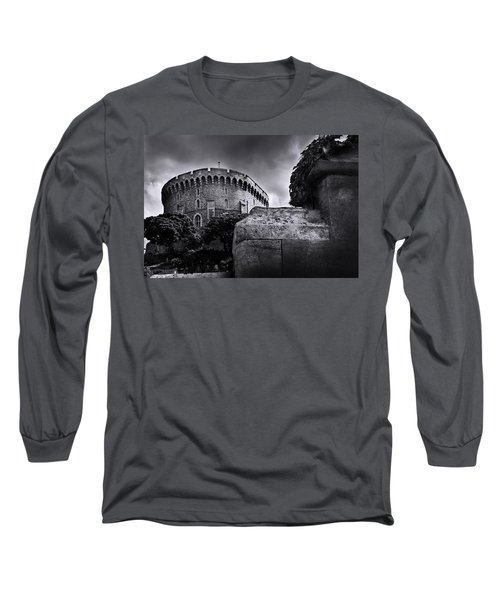 Peak At The Tower Long Sleeve T-Shirt