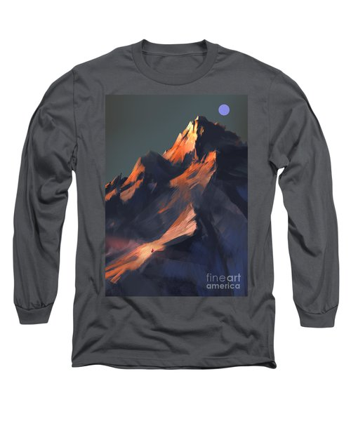 Peak Long Sleeve T-Shirt