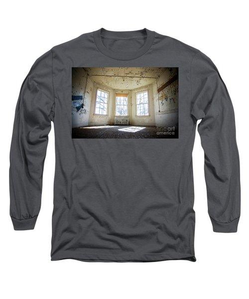 Pealing Walls Long Sleeve T-Shirt